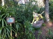 Fuli-statue