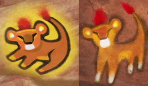 Kion-painting-vs-nalas-father