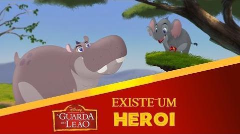 Hero Inside (Brazilian Portuguese)