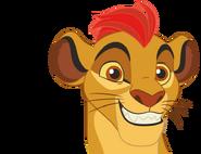 Kion-grin