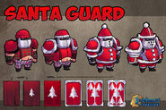 Santa Toon Concept