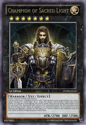 Champion of Sacred Light