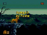Lion King, The (UEJ) -!-016