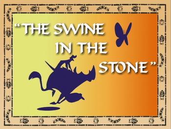 The Swine in the Stone