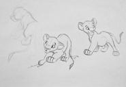 Animate Young Nala 3
