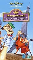 DiningOutwithTimon&Pumbaa 2005VHS