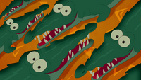 Special-Edition crocodiles