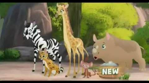The Lion Guard - Babysitter Bunga and The Savannah Summit previews