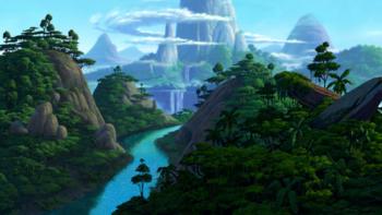 Universe Jungle
