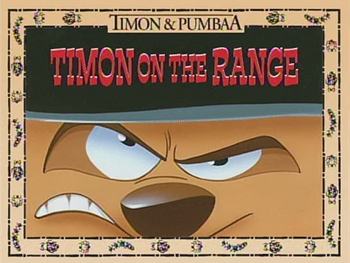 TimonontheRange