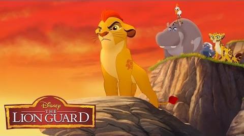 Trailer The Lion Guard Return of the Roar Disney Channel