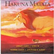 Hakuna Matata CD cover