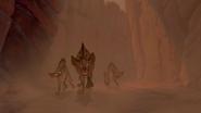 Kill Simba hyenas