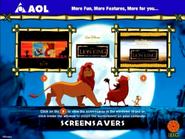 TheLionKing AOL Screensavers
