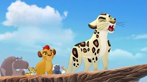 Lion Guard Find Your Roar Song The Trouble With Galagos HD Clip