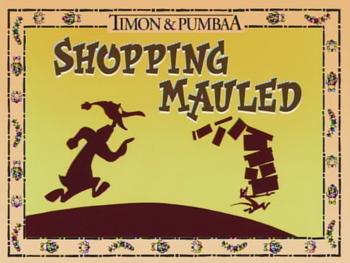 ShoppingMauled
