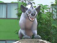 Shenzi at Disney Park