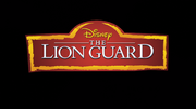 The Lion Guard Titlecard