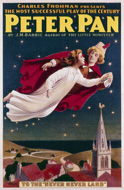 1907PeterPanPoster