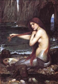 MermaidJohnWilliamWaterhouse