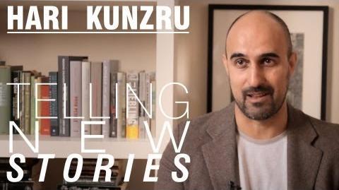 Hari Kunzru Telling New Stories