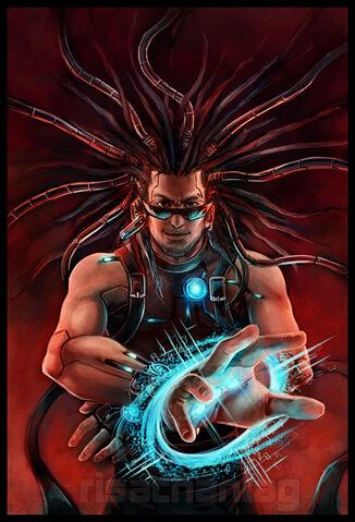 File:Cyberpunk Breaking Through by Risachantag.jpg