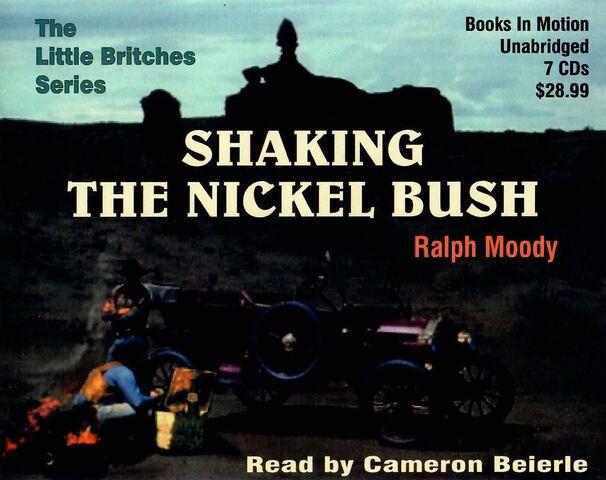 File:Shaking the Nickel Bush audiobook cover.jpg
