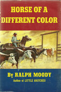 Horse of a Different Color cover