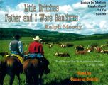 Father and I Were Ranchers audiobook cover