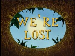 We'reLost