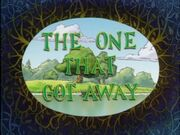 TheOneThatGotAway