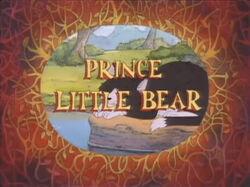 Prince Little Bear
