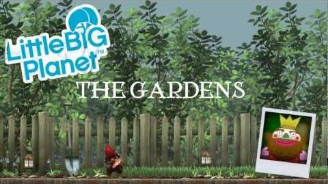 Little Big Planet - The Gardens Interactive Music