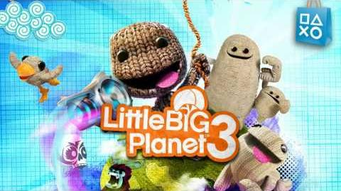 LittleBigPlanet 3 Soundtrack - The Ziggurat