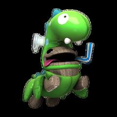 Sock Ness Monster