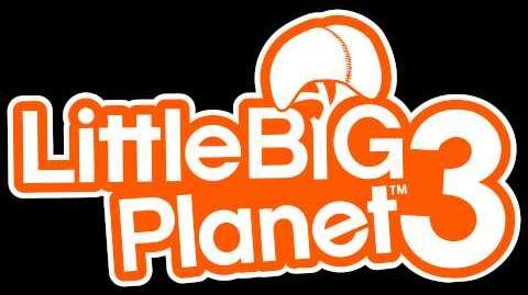 Little Big Planet 3 Soundtrack - Crime Scene