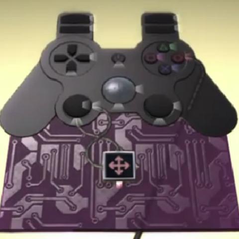The Controlinator's Circuit Board