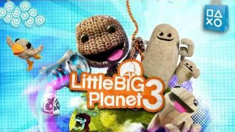 LittleBigPlanet 3 Soundtrack - Stitchem Manor