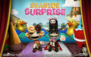 Seaside Surprise Level Kit