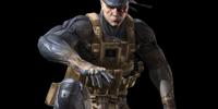 """MGS4 """"The Hunter"""""""