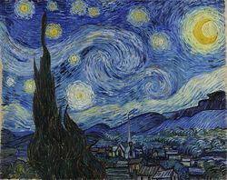 Van Gogh - Starry Night - Google Art Project