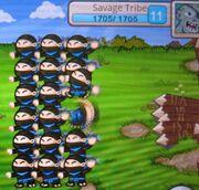 A Storm of Ninjas
