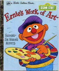 Ernies work of art