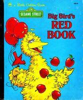 Big birds red book 1990 little golden book