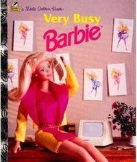 Very Busy Barbie