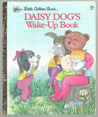 Daisy Dog's Wake-Up Book