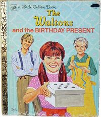 The Waltons and the Birthday Present
