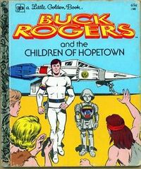 Buck Rogers and the Children Of Hopetown
