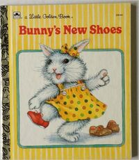 Bunny new shoes