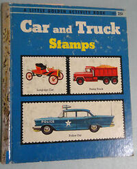 Car and Truck Stamps